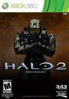 Halo 2: Anniversary V2.0 Color by DANYVADERDAY