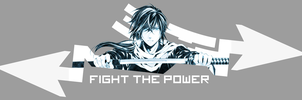 Fight the power! by John-Itachi