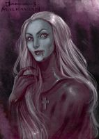 Dark Ages: Malkavian by LouiseSoMadness