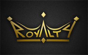 Royalty logo by JonnyBurgon