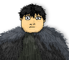 Samwell Tarly Pixel Art by onlo