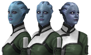 ME1 Liara for XPS by Just-Jasper