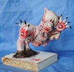 My Little Pans Labyrinth eye monster by Tat2ood-Monster