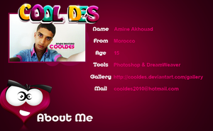 my id by CoolDes