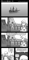 Alex is a Pirate - Edge of the World 01 by eviltomp
