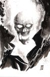 Ghost Rider by SpaciousInterior