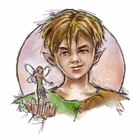 Peter Pan by Jetsam42