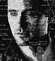 Jared Leto - Typography 2 by EmZ565