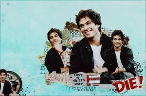 Ian Somerhalder Blend 008 by bulgarianxpersonxD