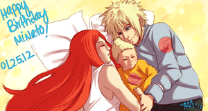 Uzumaki . Family by starchiishio