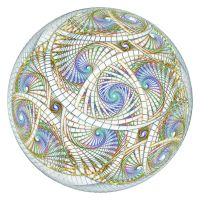 Spiral Ball by LadyLyonnesse