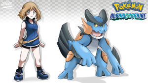 Pokemon Omega Ruby and Alpha Sapphire hype!! by kjshadows131