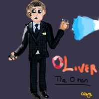 oliver-the worlds end by spiderchar