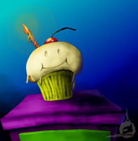 It's a Cupcake by DoubleDandE