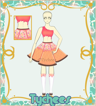 Outfit Adoptable! #5! (CLOSE!!!) by Tychees