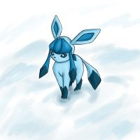 Glaceon by Joyfulldreams