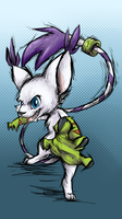 Gatomon by BatLover800