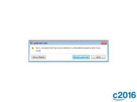 Paint.NET Crashes by Catali2016