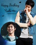 Happy Birthday Yunho by DumiKaT