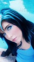 Blue Water by kittybaby414