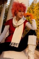 Haruko Haruhara Cosplay by collogethecat