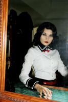 Elizabeth Burial At Sea cosplay by ReneeRouge