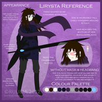 Lirysta Reference by ruubia