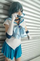 Sailor Mercury I by sloveene