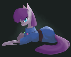 Maud Pie by TwitchyKismet