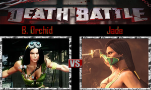 B. Orchid vs Jade by SonicPal