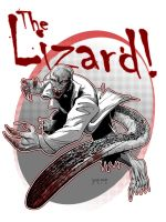 The Lizard by BearClawStudios