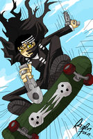 SoulEater: I'm Gonna Shoot Ya by Razon-Fan
