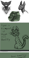 Various Failed Attempts at Digital Art by Trigus