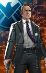 Agent Coulson - Director of S.H.I.E.L.D. by JamieFayX