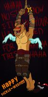 Haa - Happy Tickle-Ween!!! by The-Urge-Within