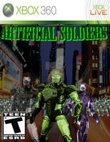 Artificial soldier game cover by AngryDrunk