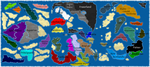 Lerodas World Map May 23, 2013 by Etohautakuva