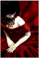 + Beautiful Crimson + by Nezumi-chuu