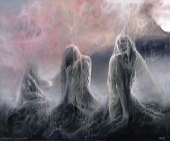 'The Graces' by MLS-art