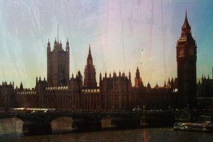 Big Ben, London by dynamicdestruction