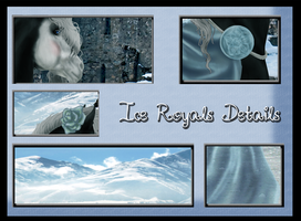Ice Royals Details by The-Athenian-Gallery