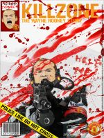 Wayne Rooney Killzone by akyanyme