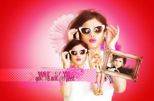 Wallpaper Selena Gomez by angiehkutcher