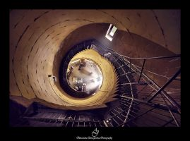 ...spiral... by canismaioris