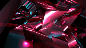 Abstraction In Red by SimpleGFX