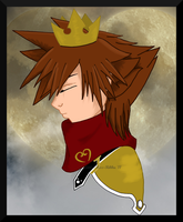 All Hail King Sora by Little-Miss-Rikku