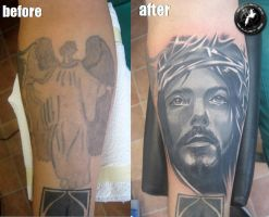 cover upp by bullettattoobg