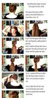 Small Bunches Updo Tutorial by Ginger-Biscuit-Stock