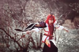 Kouen Ren - Magi: The Labyrinth of Magic by Pugoffka-sama