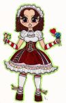 Gingerbread Lolita Improved? by TheDramaticMonarch